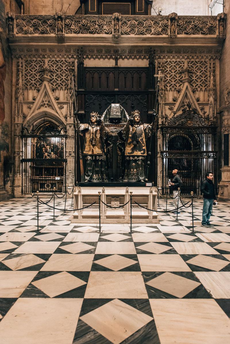 Kathedrale Sevilla Tipps