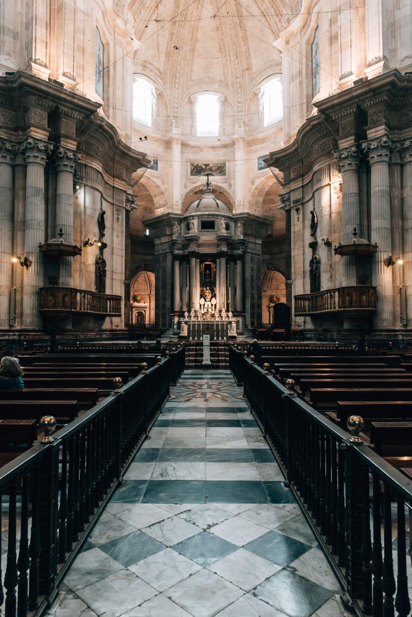 Kirche Cadiz
