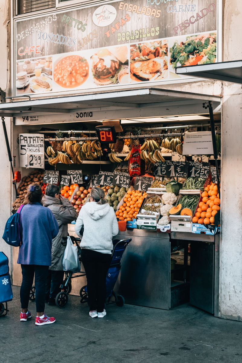 Markt Cadiz