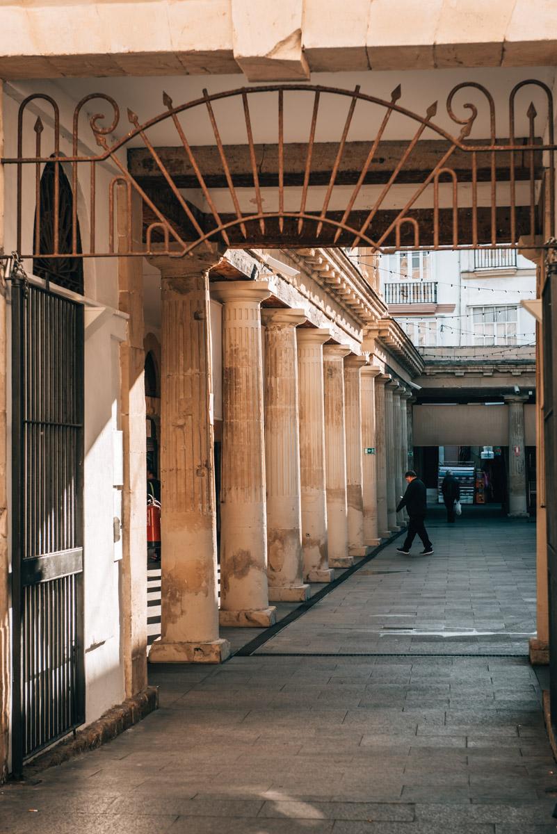 Mercado Central Cadiz