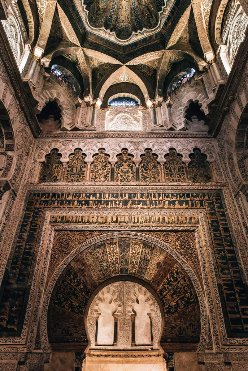 Mezquita Cordoba Tipps