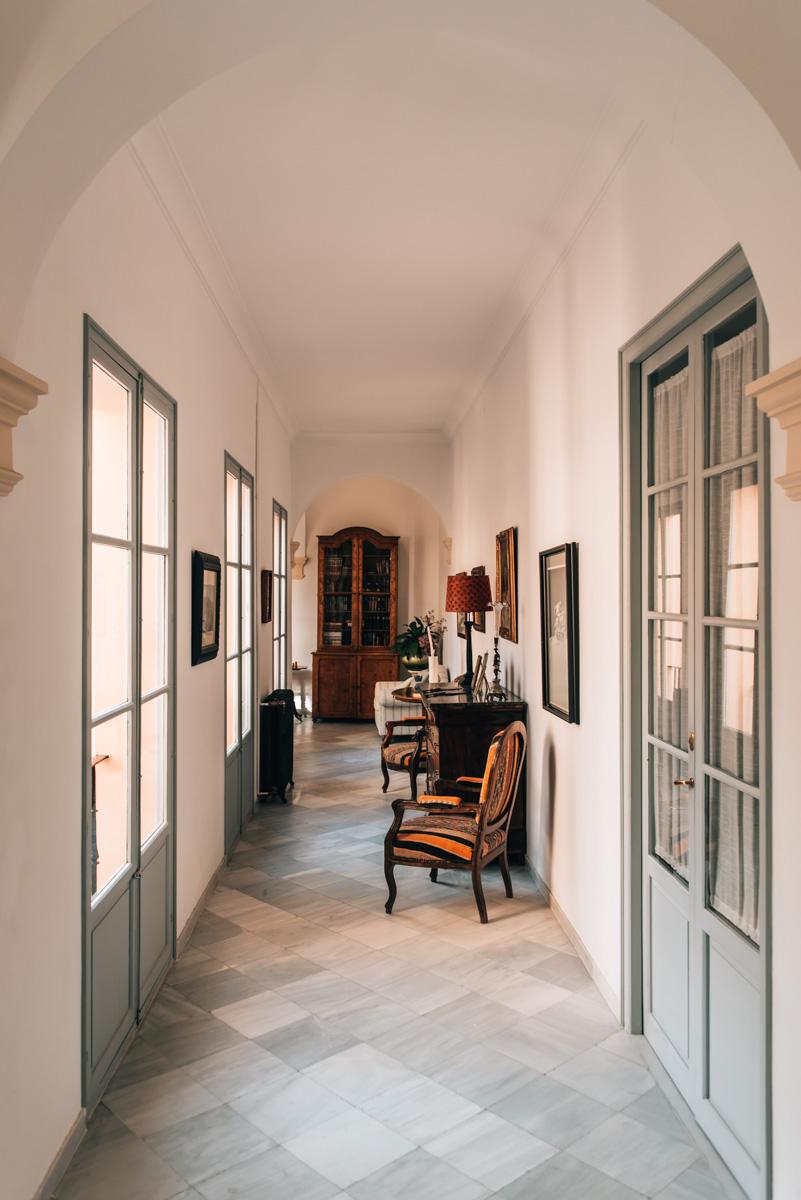 Palacio Marmoles Sevilla