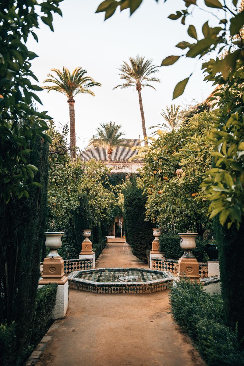 Palacio Sevilla Tipps