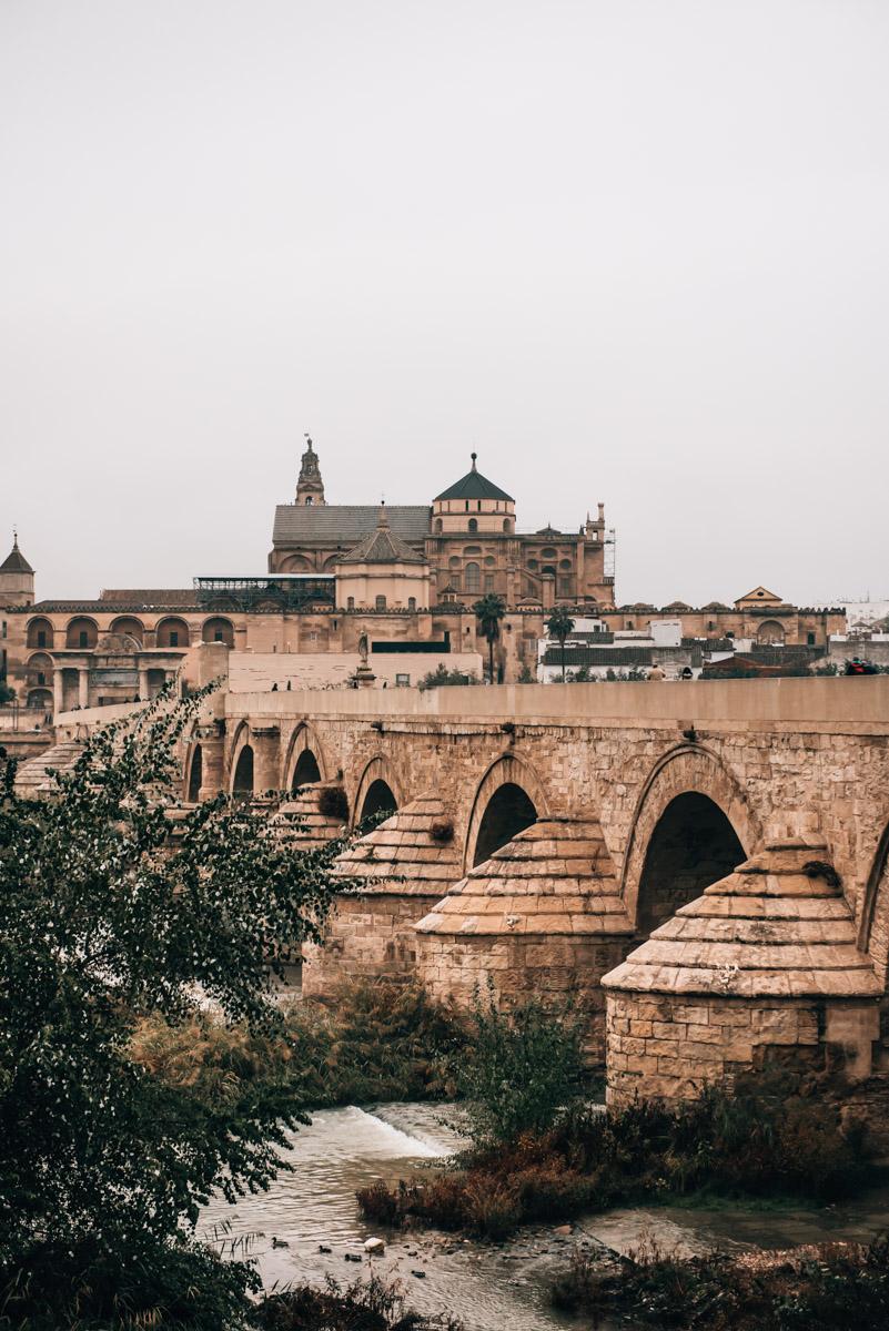 Römische Brücke Cordoba