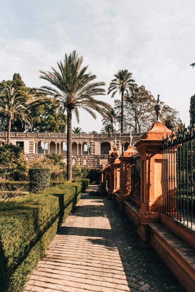 Real Alcazar Andalusia