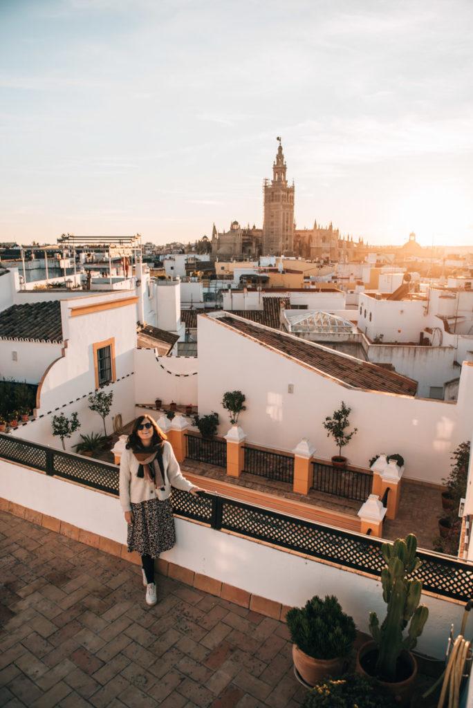 Seville Hotel Tips