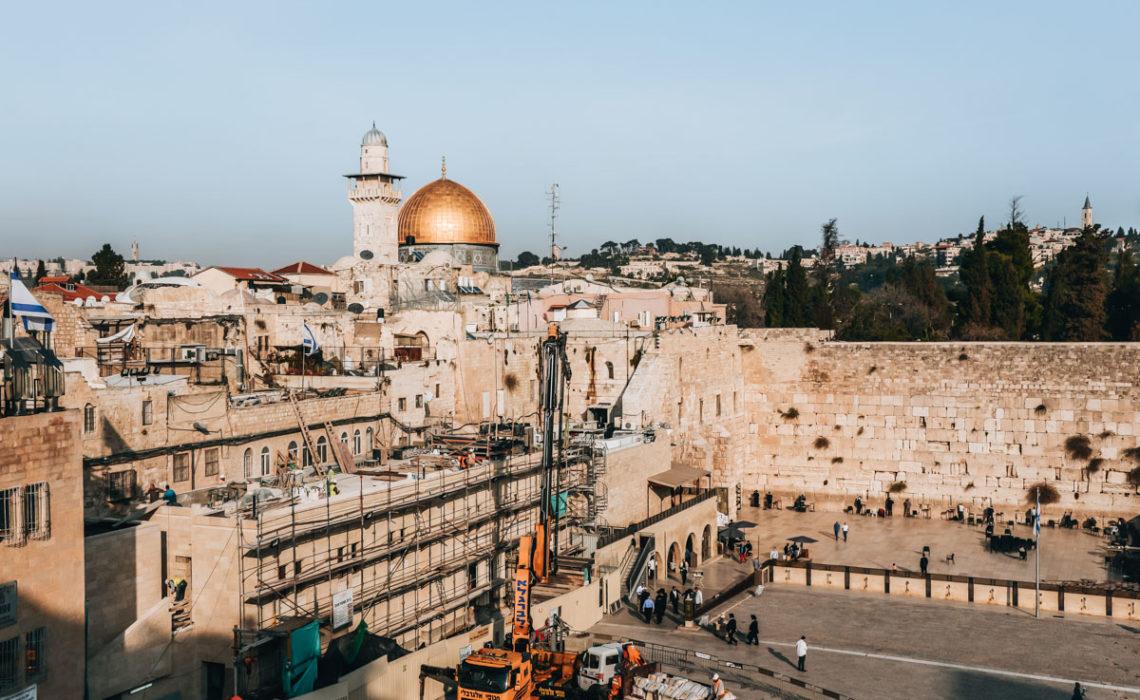 Tel Aviv Ausflug Jerusalem