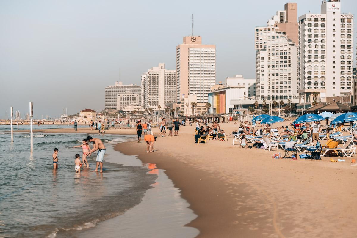 Tel Aviv Sehenswürdigkeiten Tipps