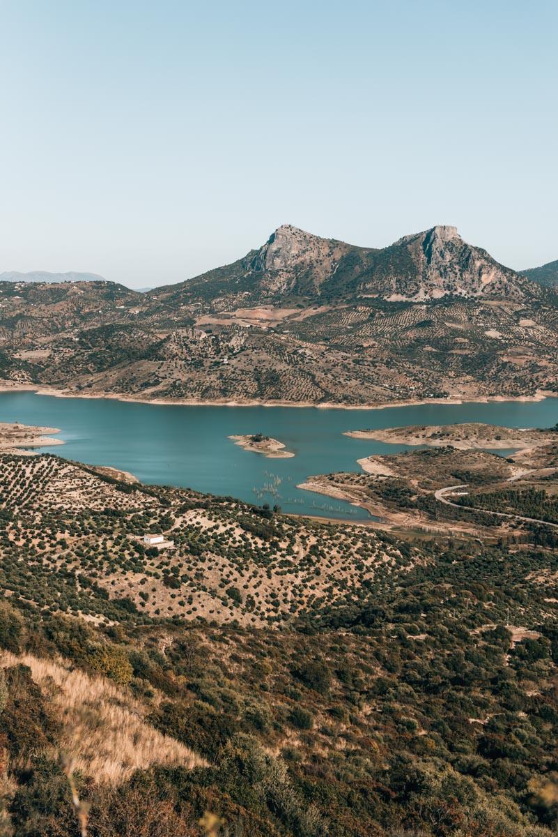Weiße Dörfer Spanien Tipps