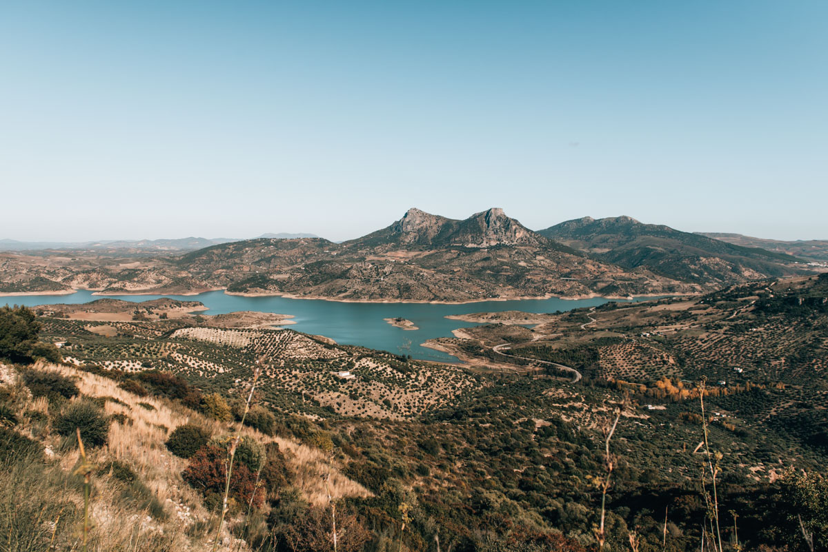 Zahara de la Sierra See
