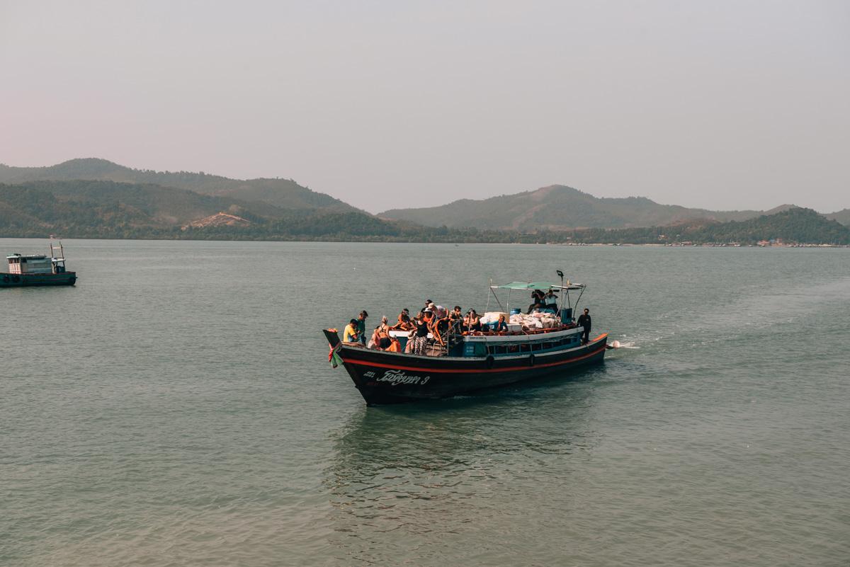 Anreise Koh Yao Noi