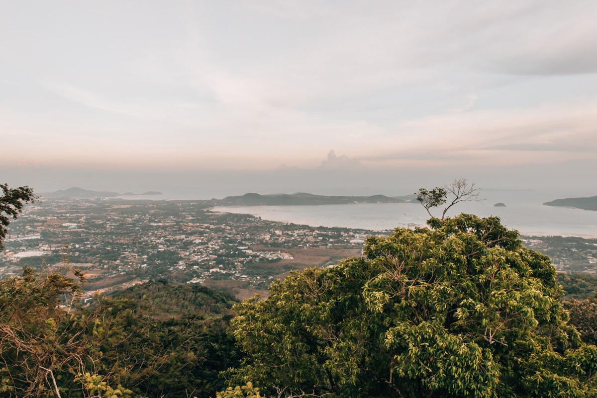 Big Buddha Phuket Aussicht