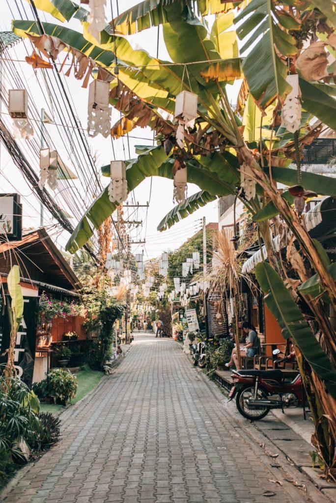Chiang Mai Altstadt