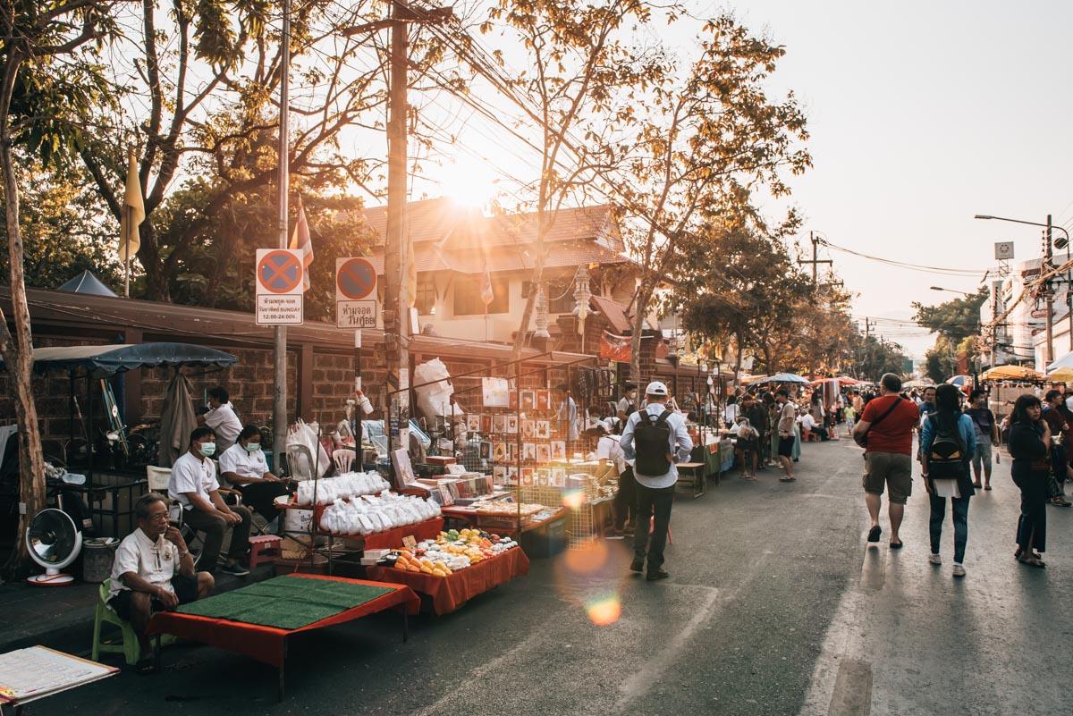 Chiang Mai Markt Tipps