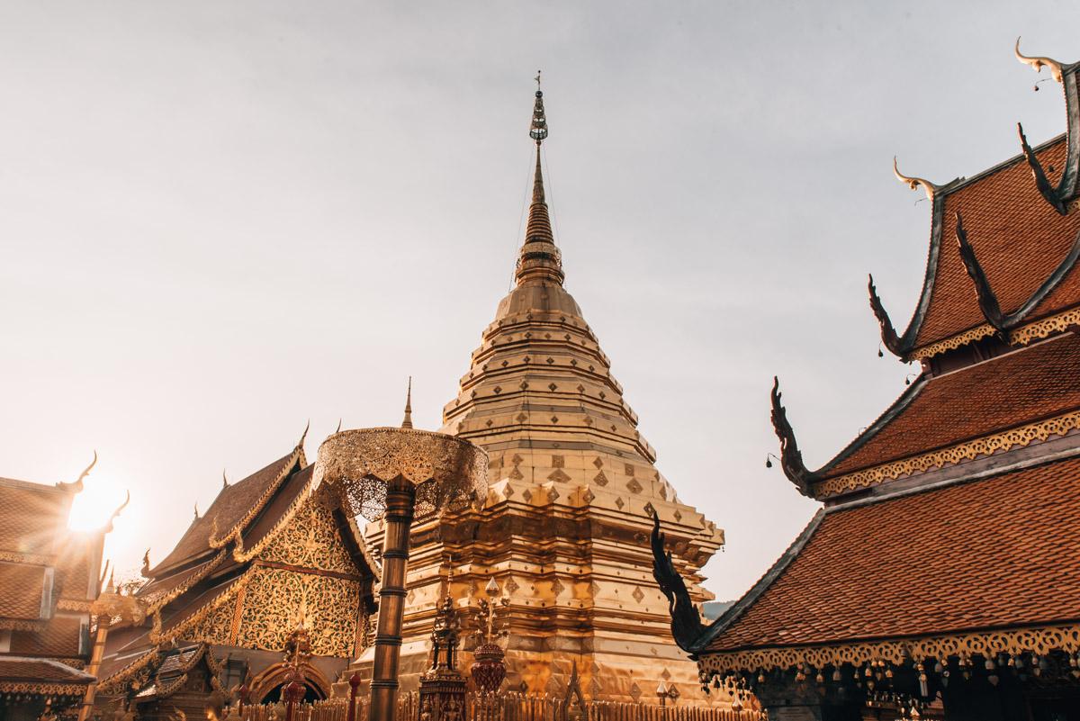 Chiang Mai: Die schönsten Tempel und unsere persönlichen Tipps - Sommertage