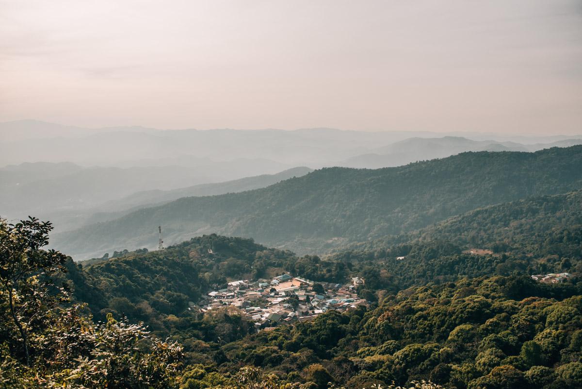 Doi Pui Viewpoint