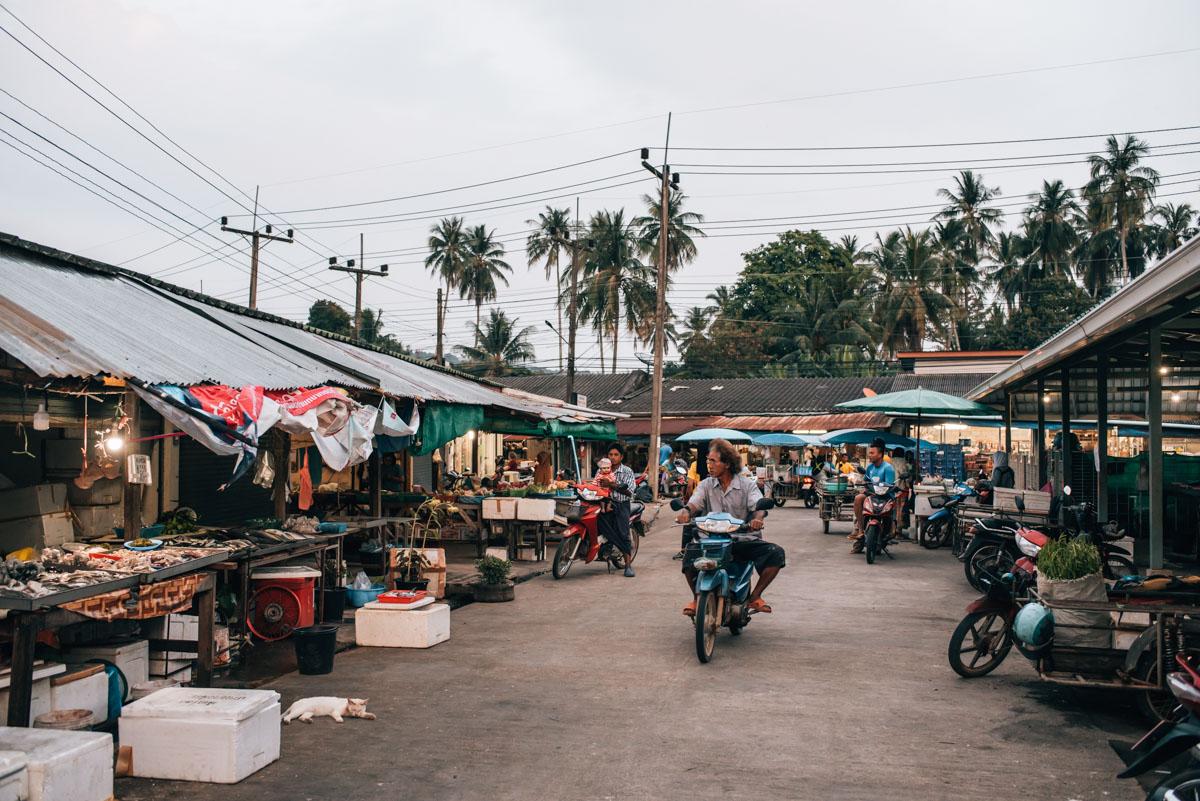 Koh Yao Noi Stadt