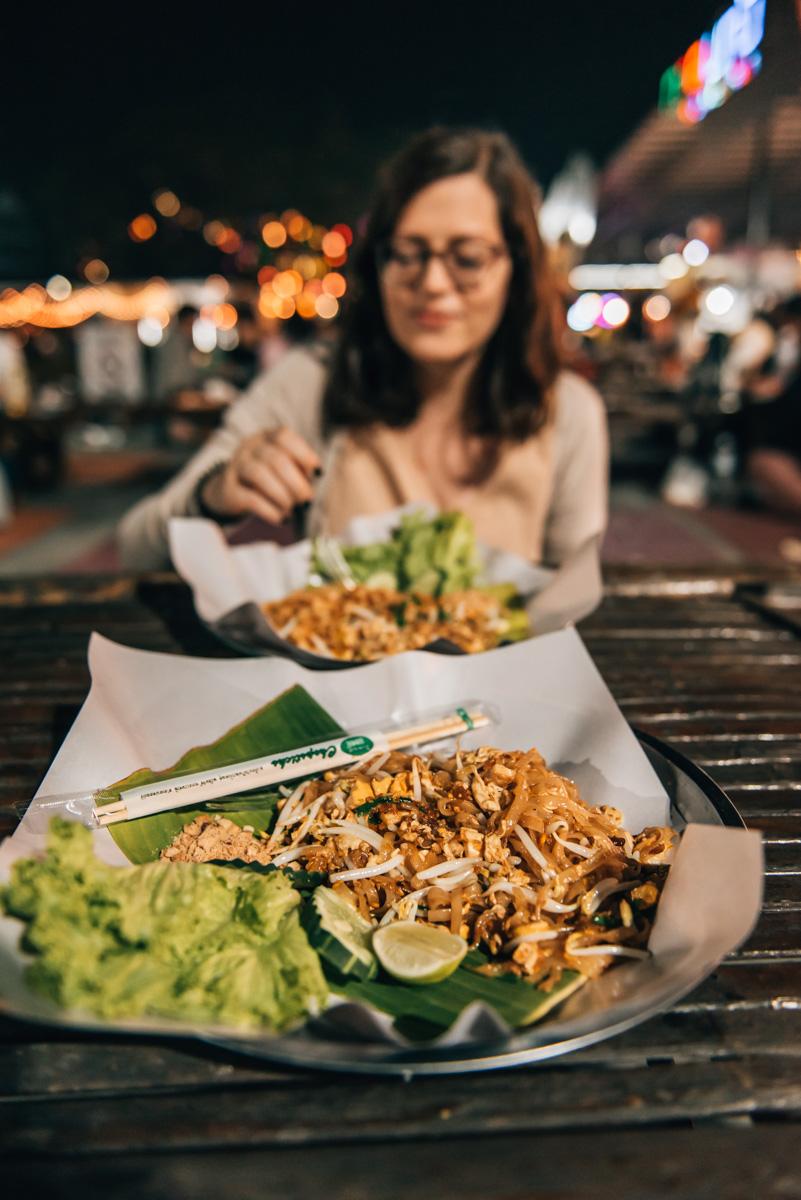 Markt Chiang Mai Tipps