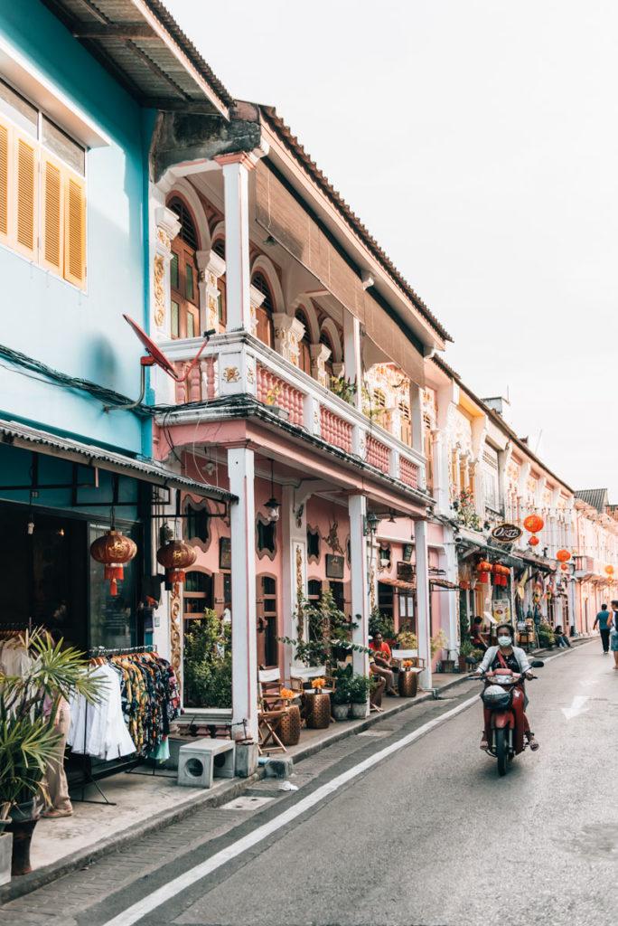Phuket Town Sehenswürdigkeiten