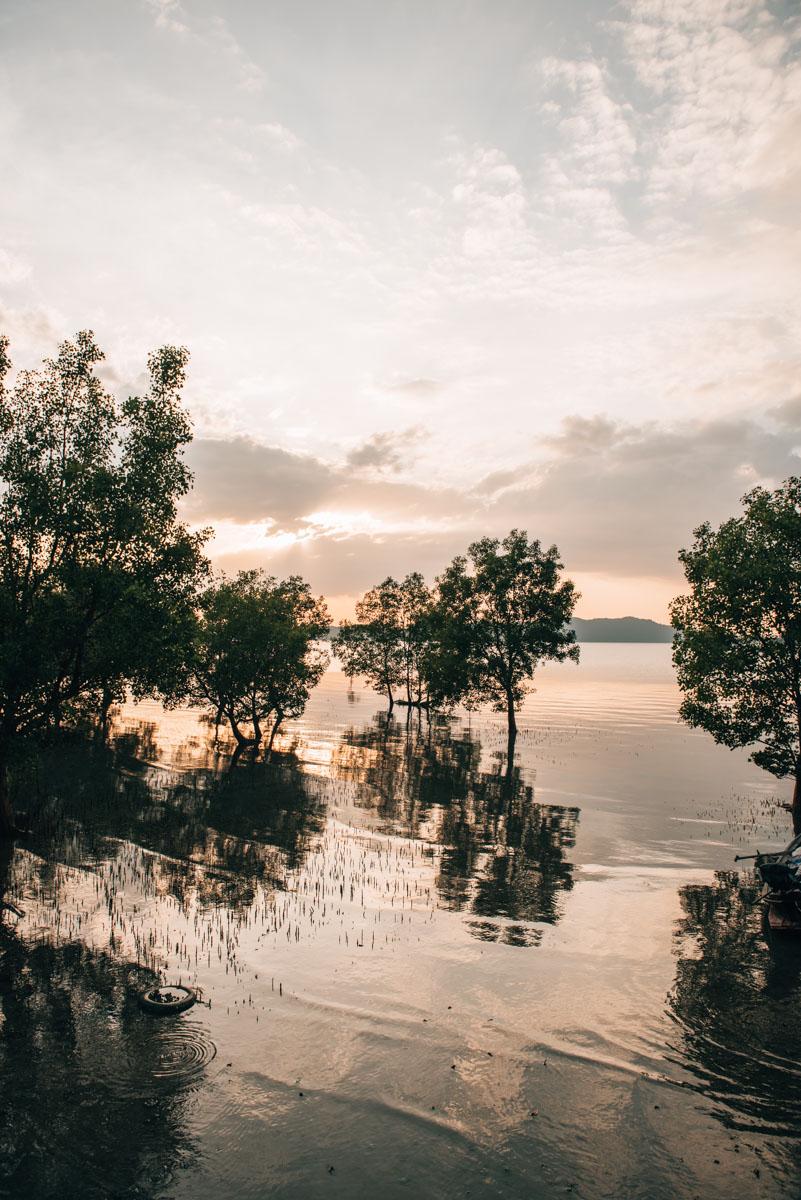 Sonnenuntergang Koh Yao Tipps
