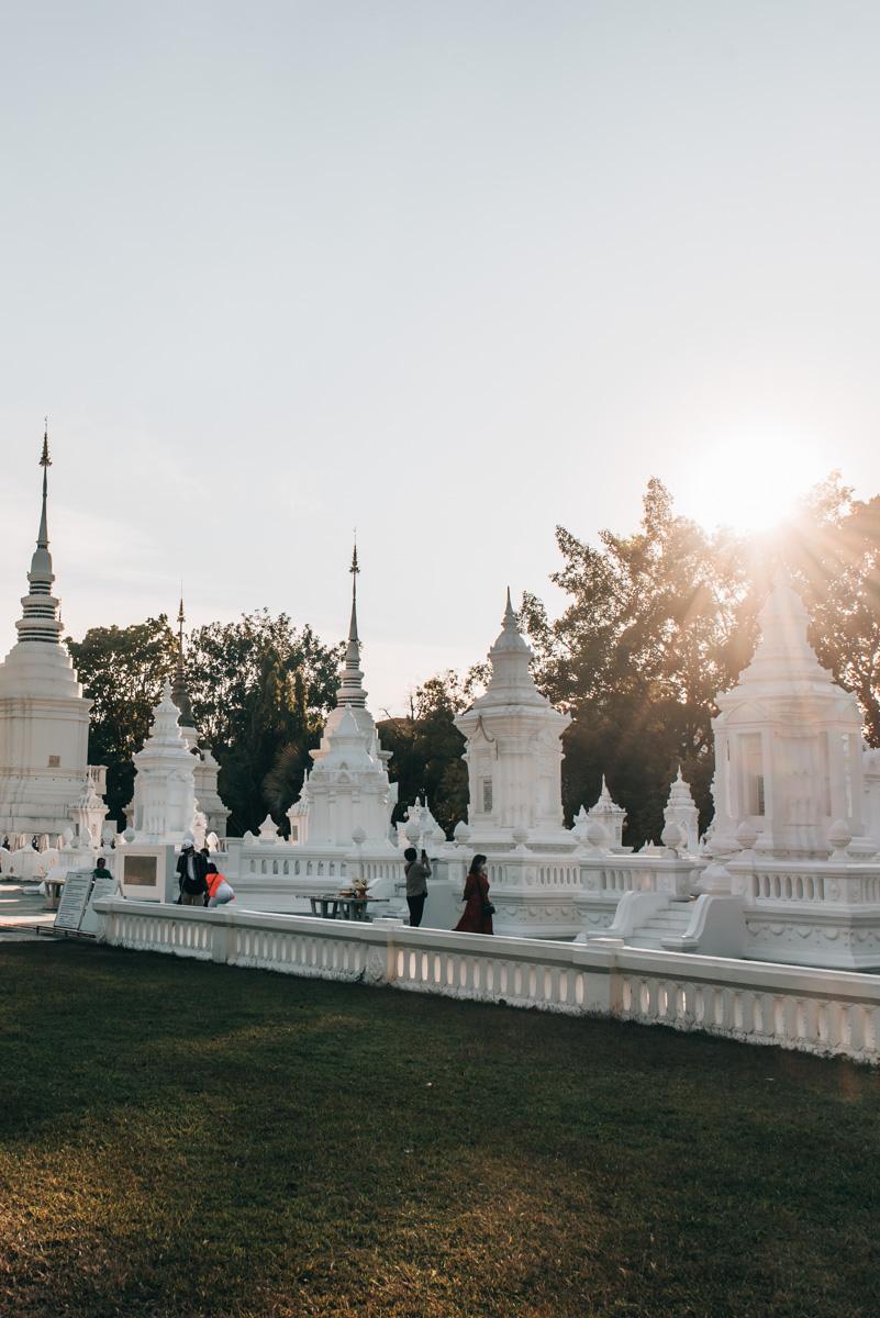 Wat Suan Dok Chiang Mai