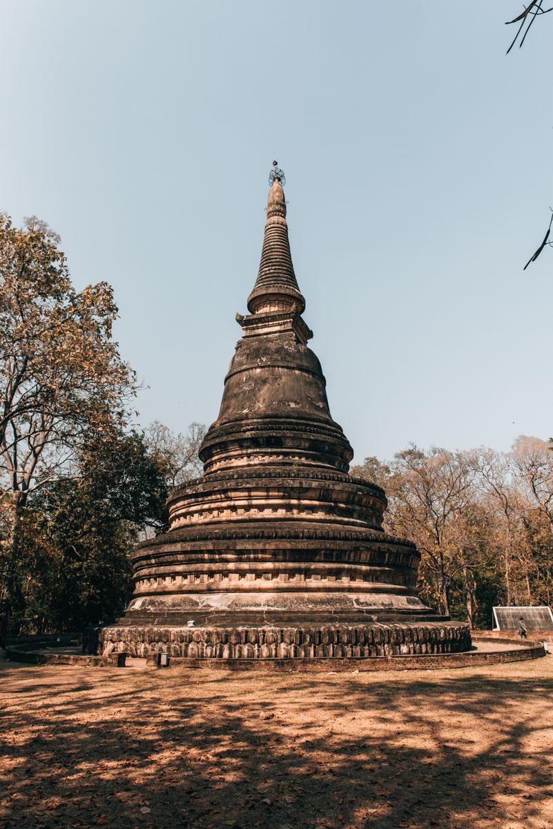 Wat Umong Chiang Mai