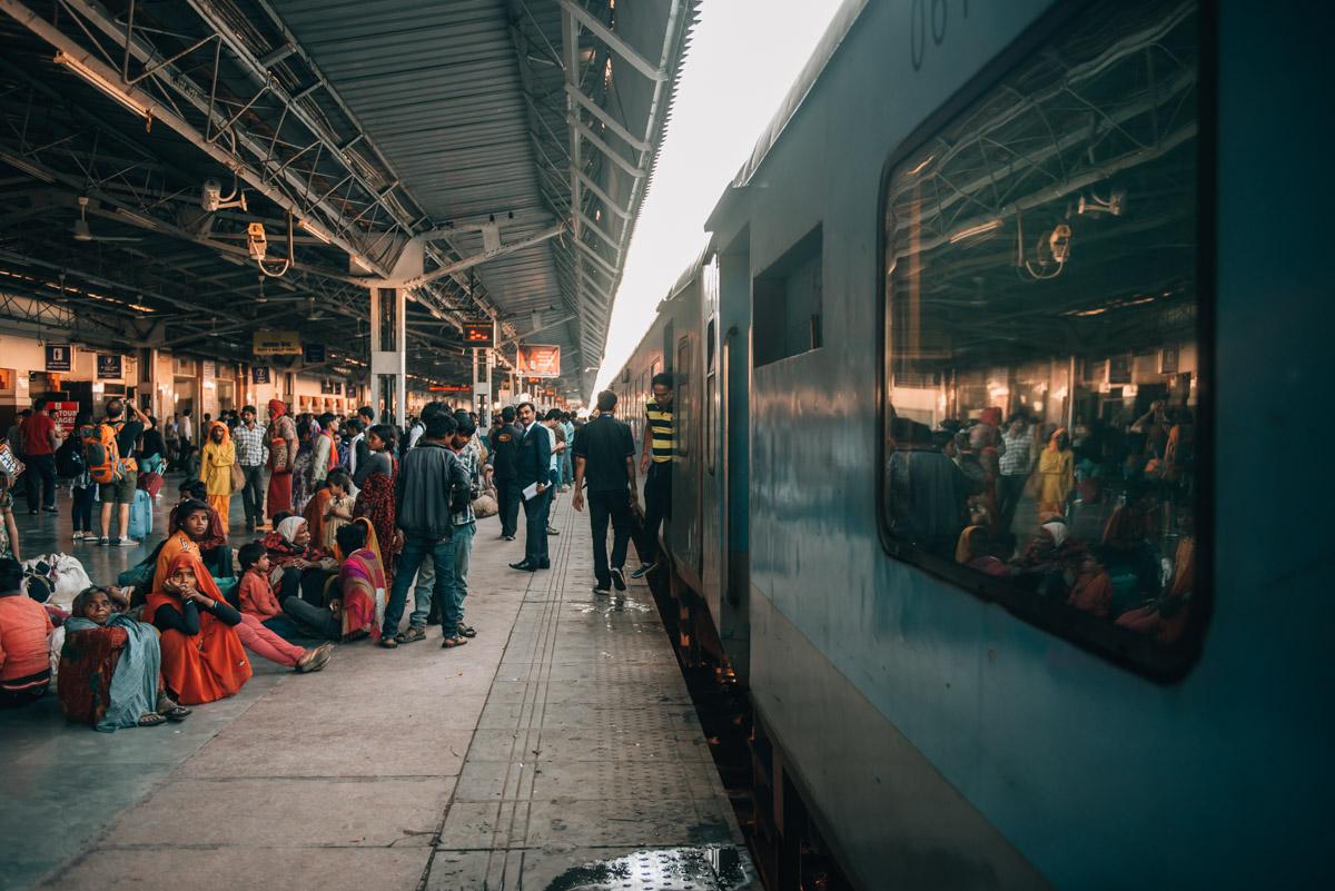 Agra Anreise