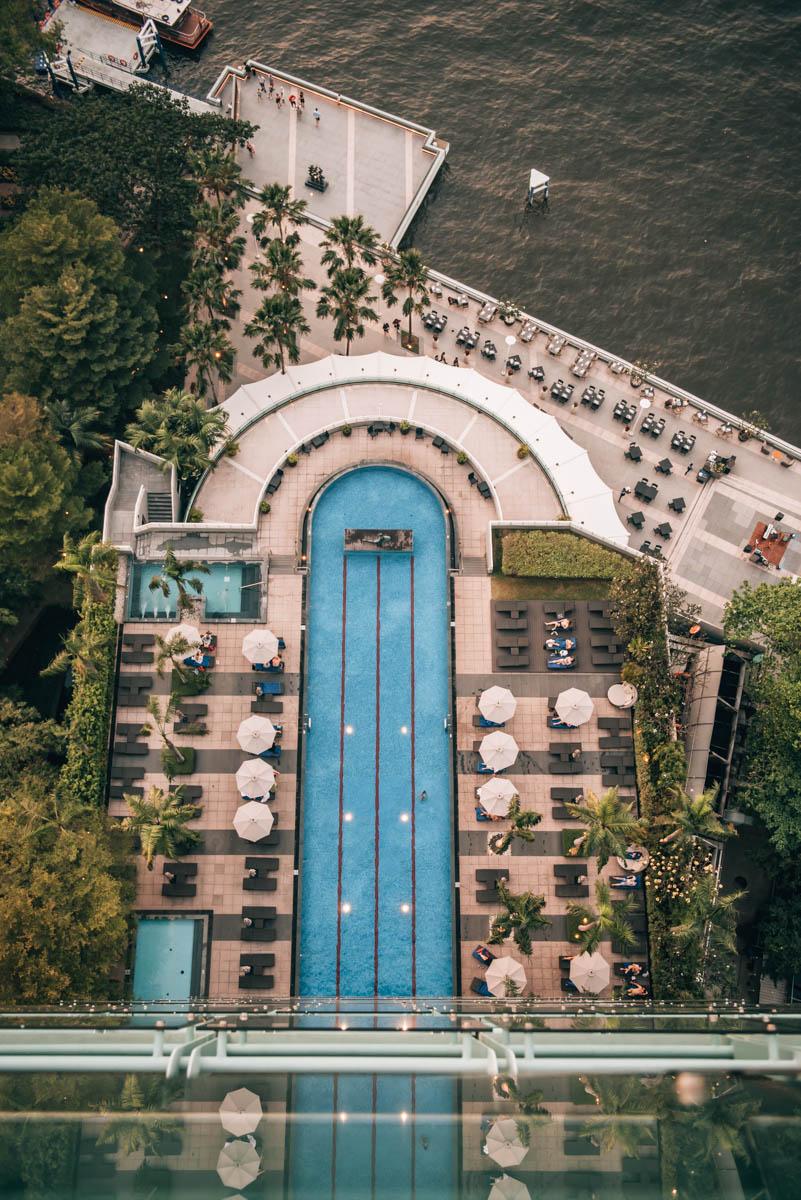 Chatrium Bangkok Pool