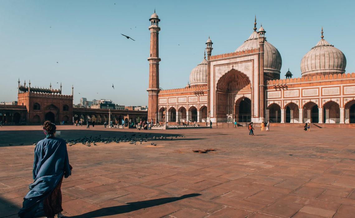 Delhi Sehenswürdigkeiten Tipps