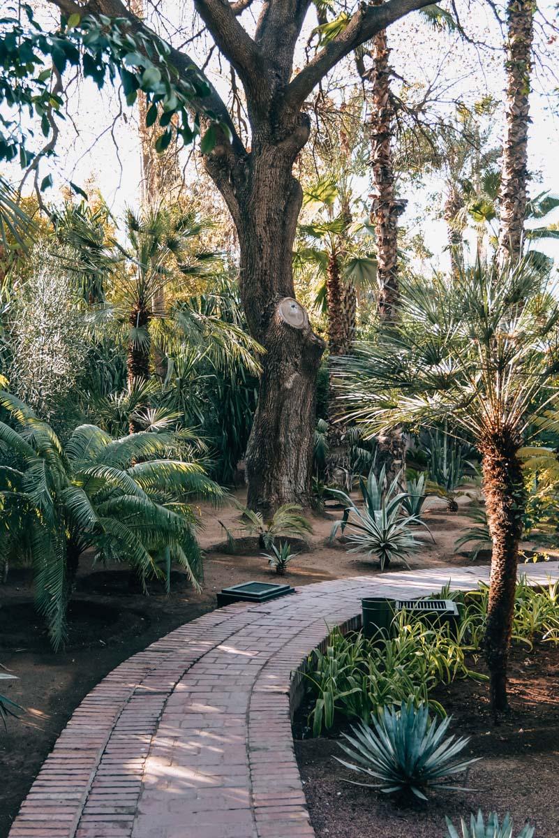 Jardin Majorelle Marrakesch