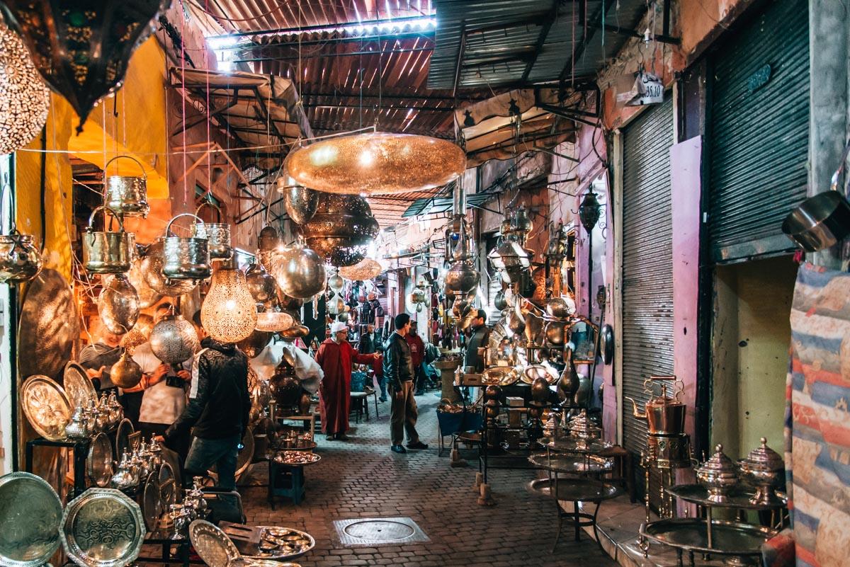 Märkte Marrakesch Tipps