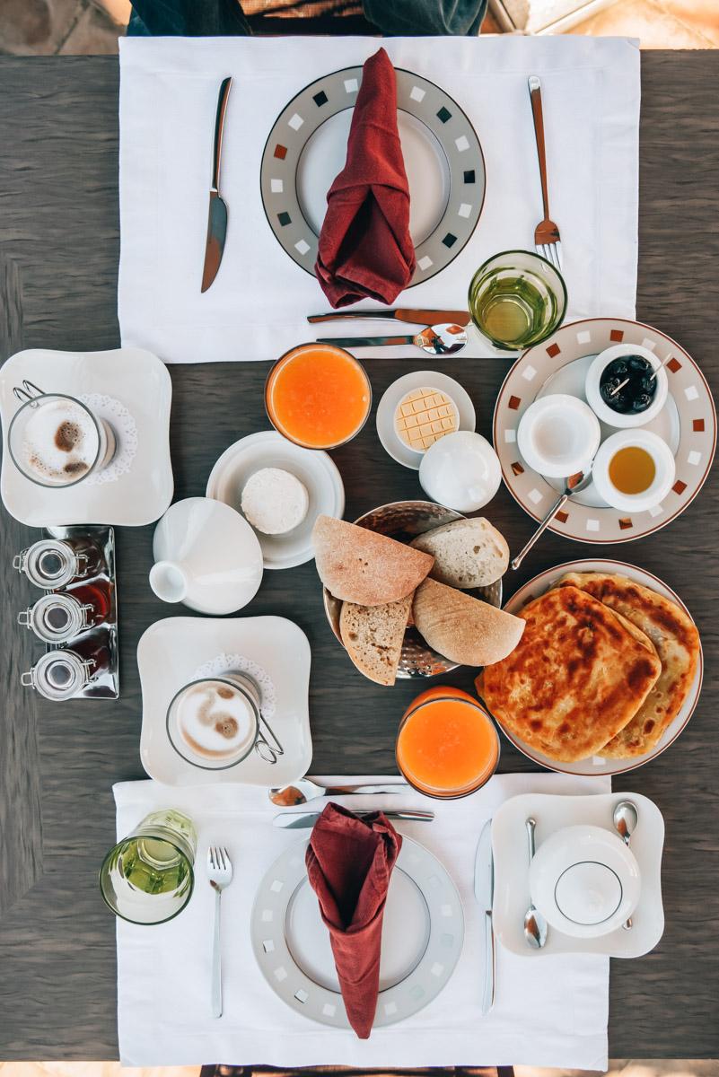 Marokko Frühstück Tipps