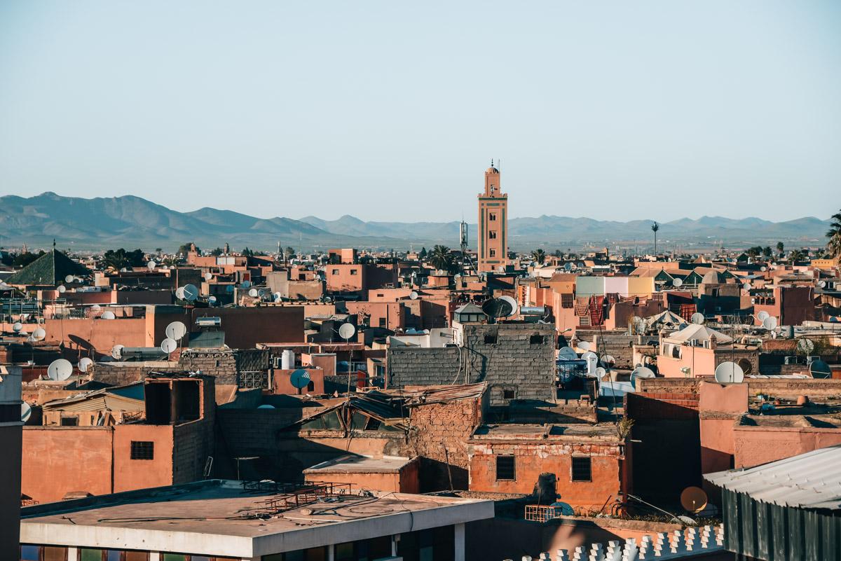 Marrakesch Sehenswürdigkeiten Tipps