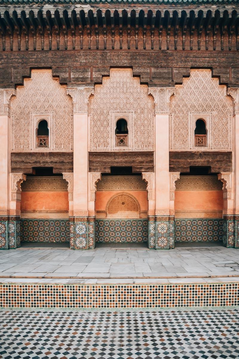Marrakesch Sehenswürdigkeiten