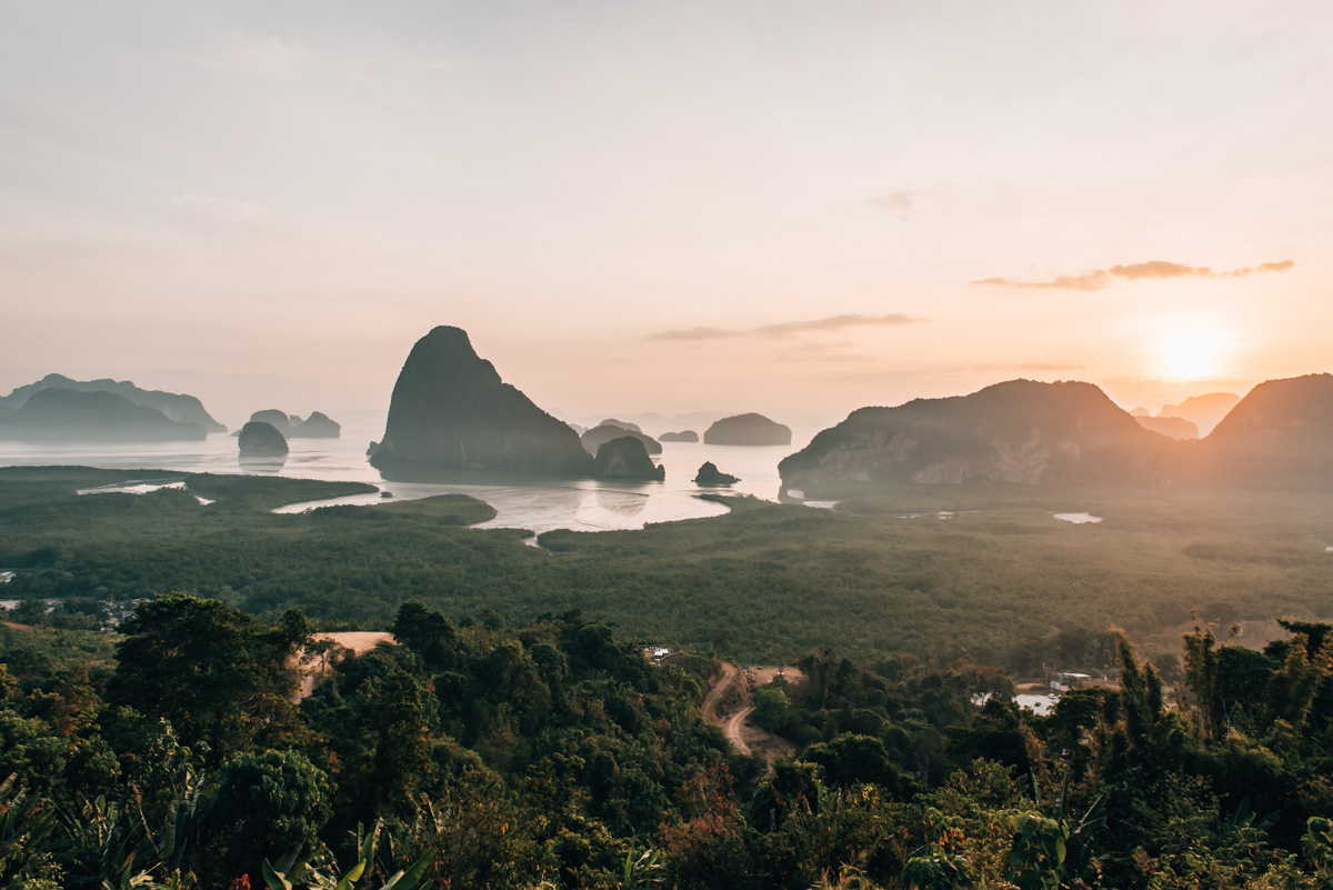 Phang Nga Viewpoint