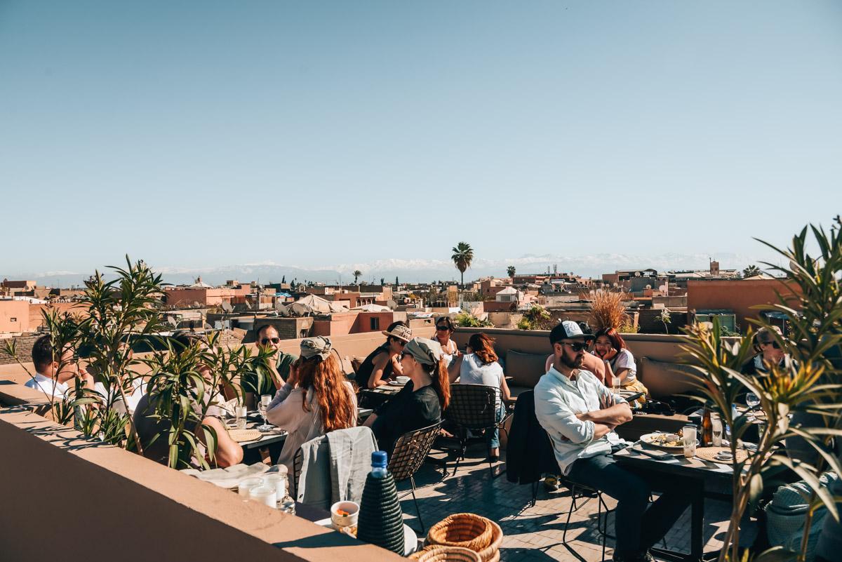 Restaurants Marrakesch Tipps