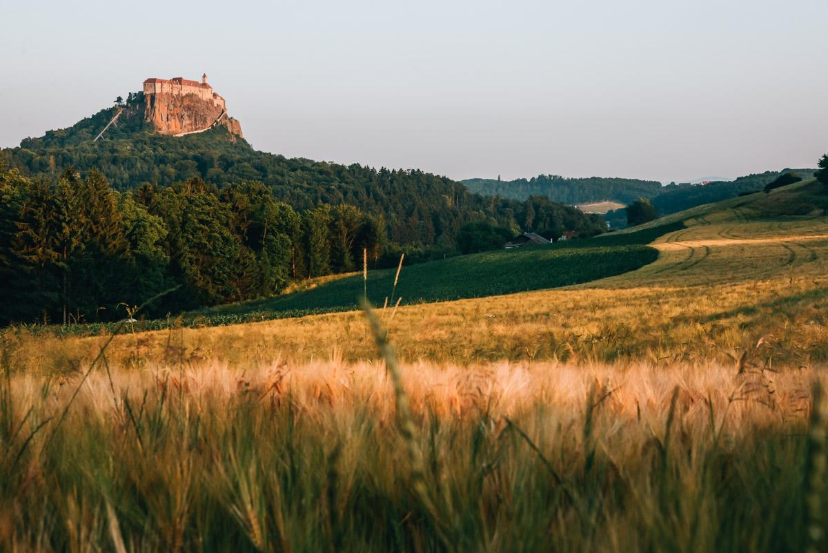 Riegersburg Südsteiermark