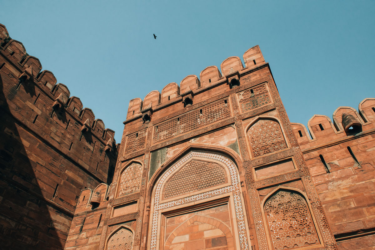 Rotes Fort Agra