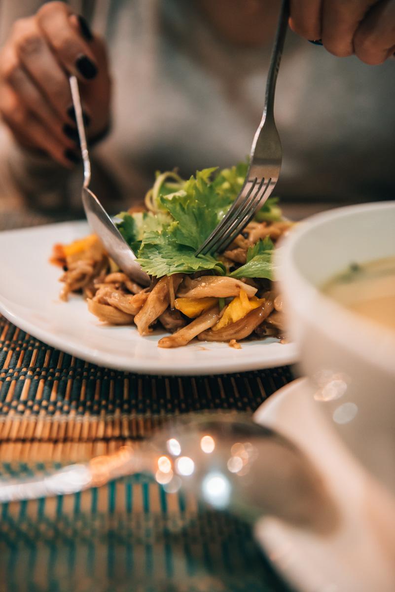 Vegetarisches Restaurant Phuket
