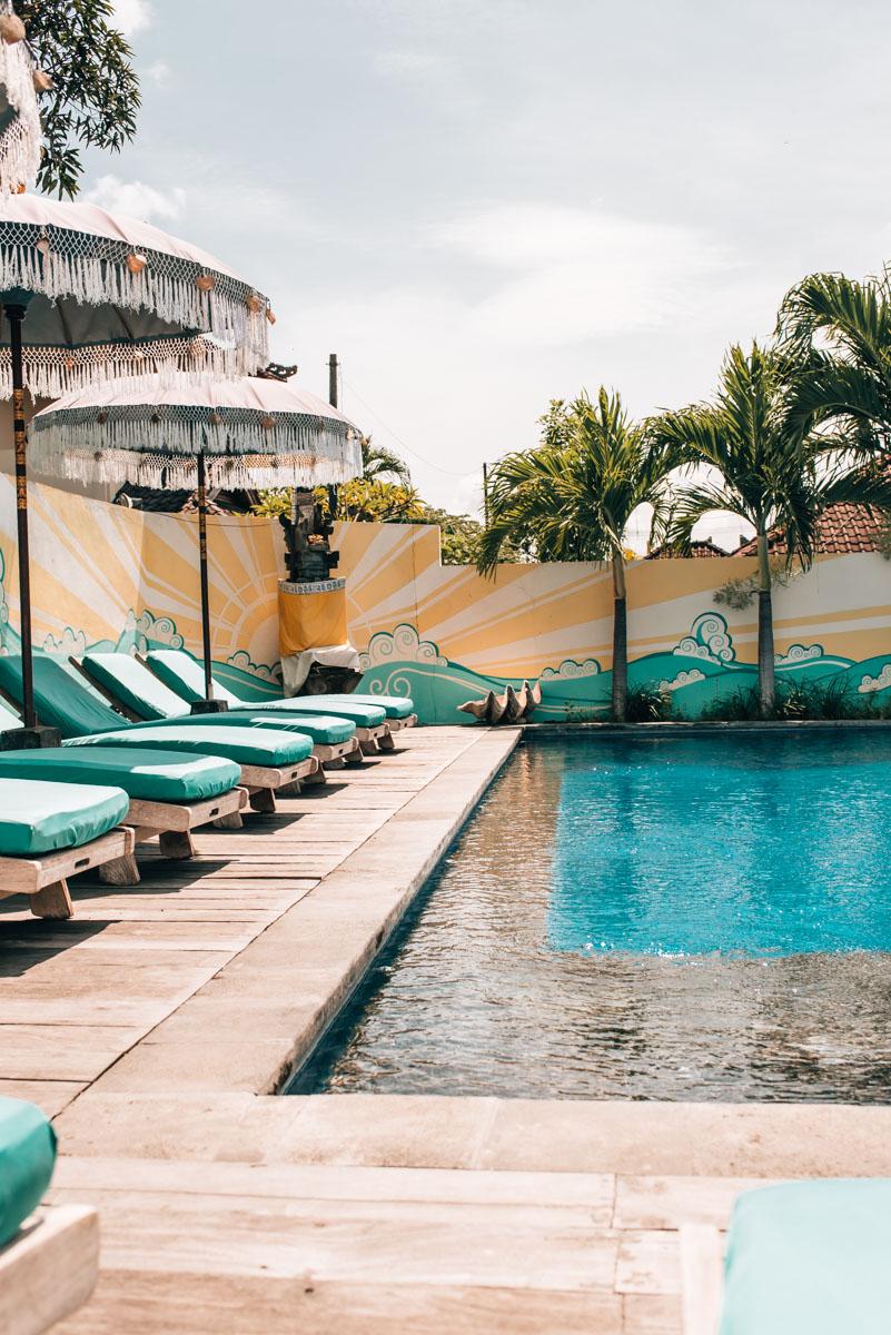 Canggu Hotel Tipps
