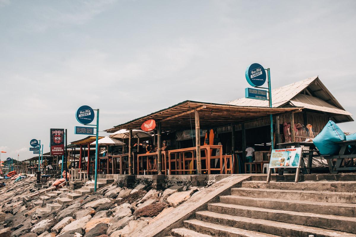 Canggu Strand