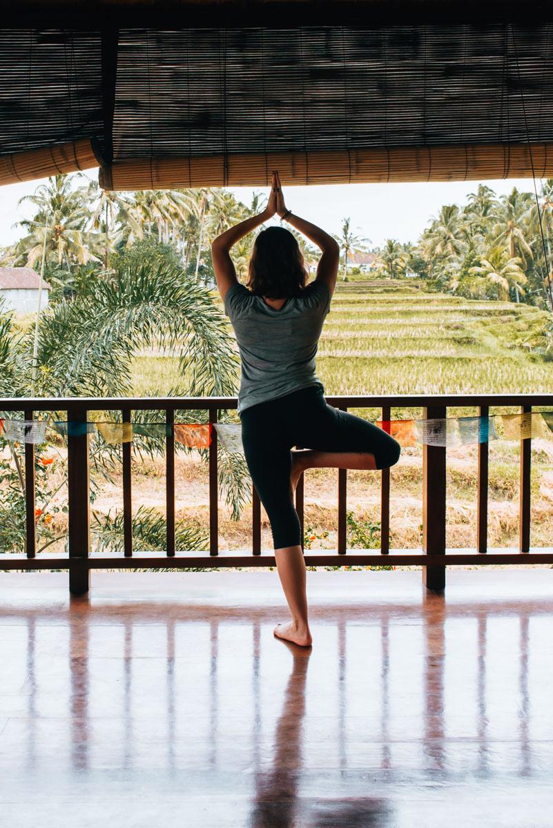 Canggu Yoga Tipps