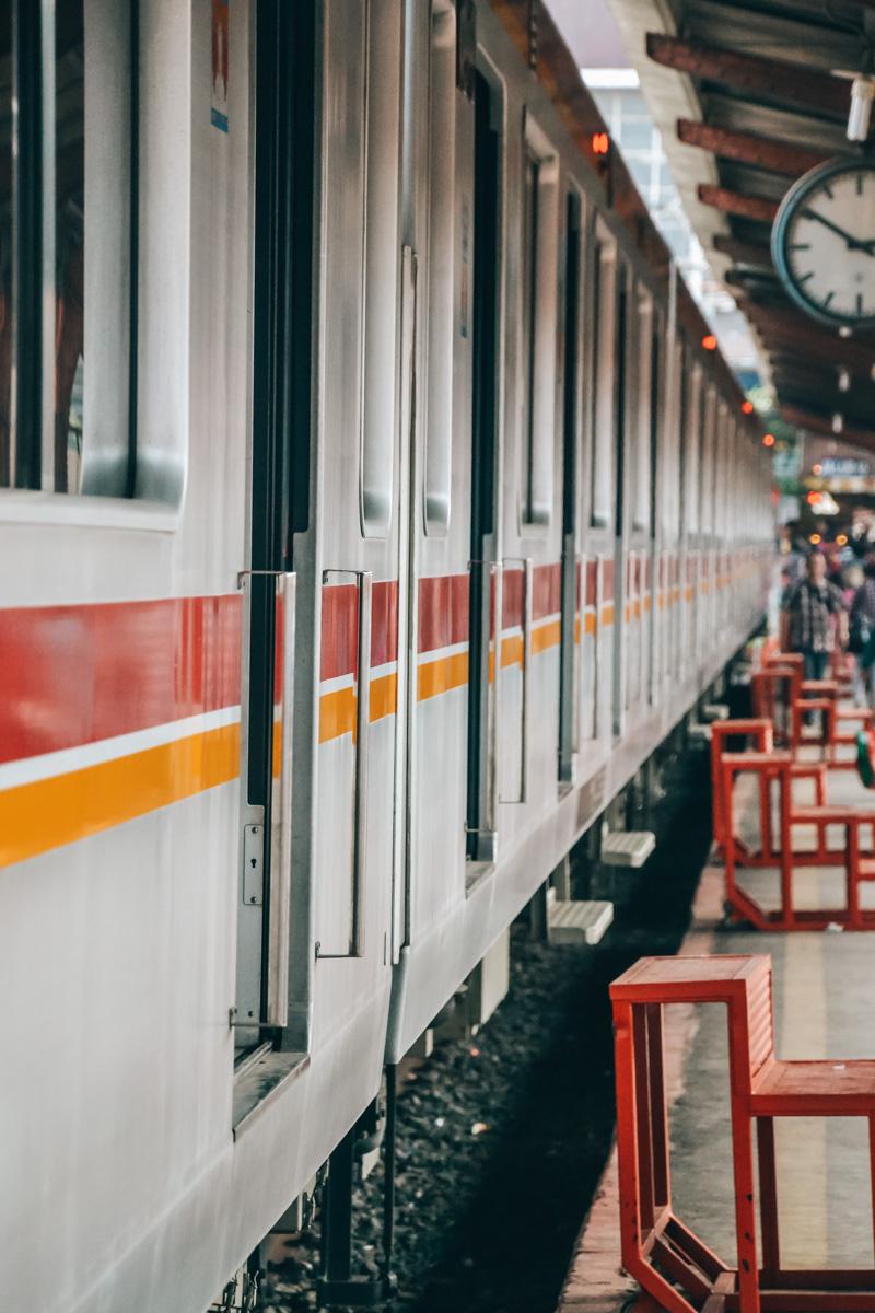 Jakarta Öffentlicher Verkehr