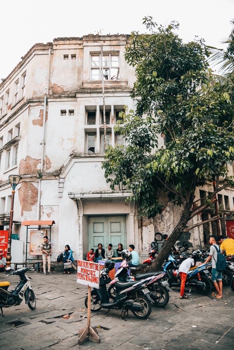 Jakarta Indonesien Tipps
