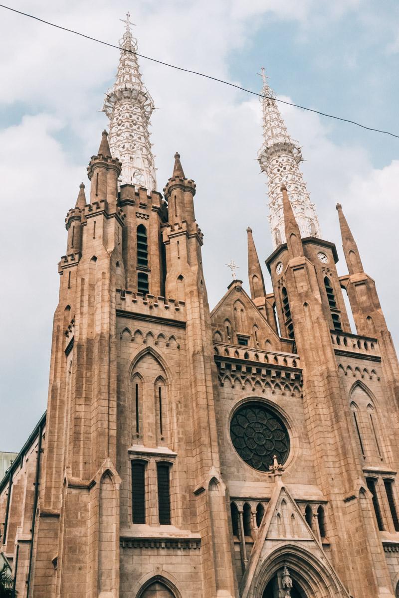 Jakarta Kirche
