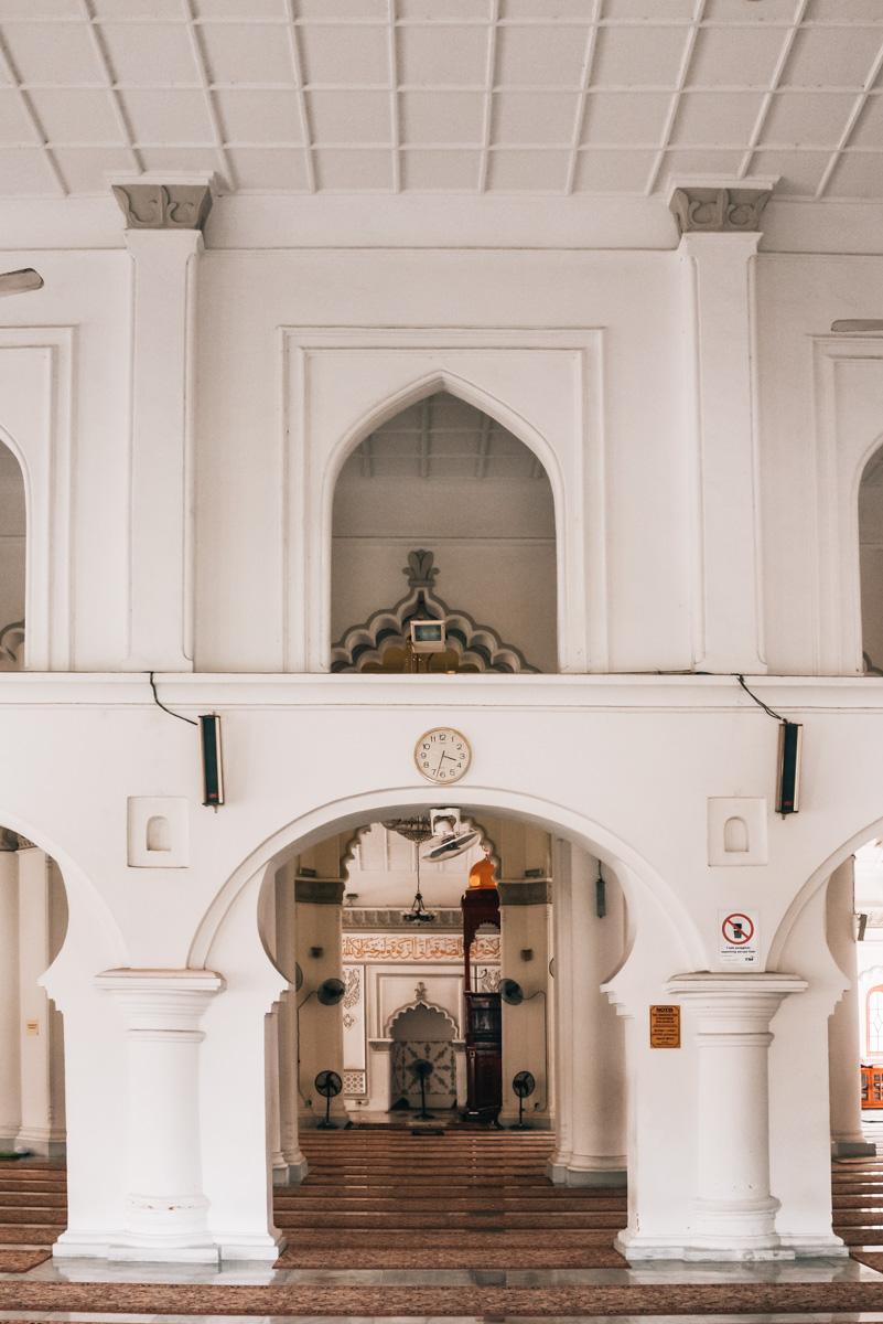Kapitan Keling Mosque Öffnungszeiten