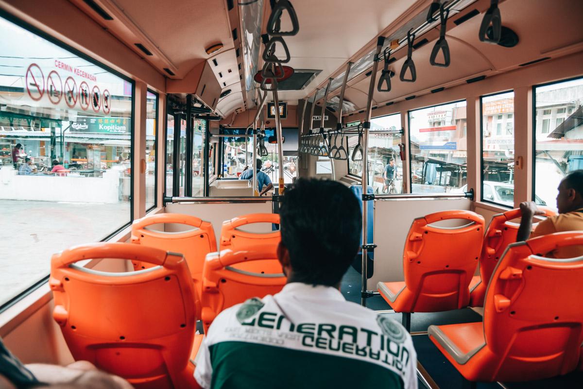Malaysia Öffentlicher Verkehr
