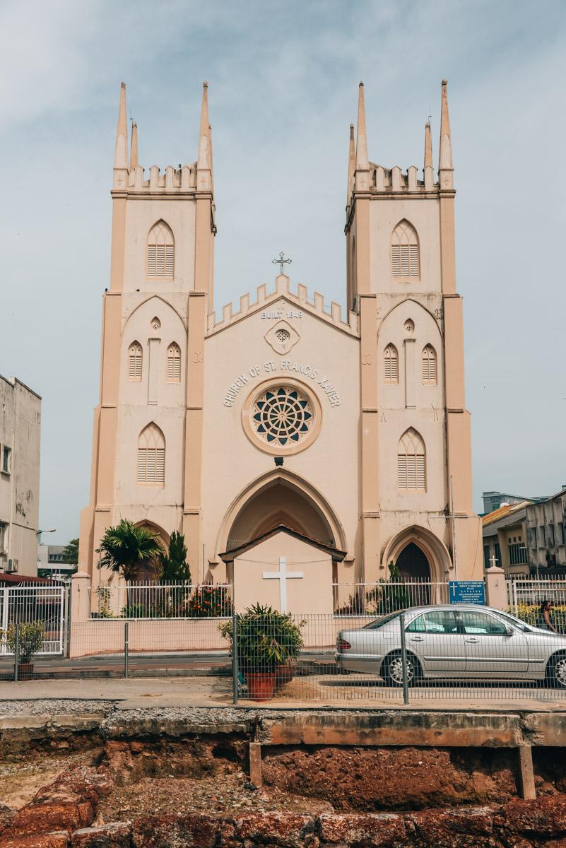Melaka Kirche Tipps