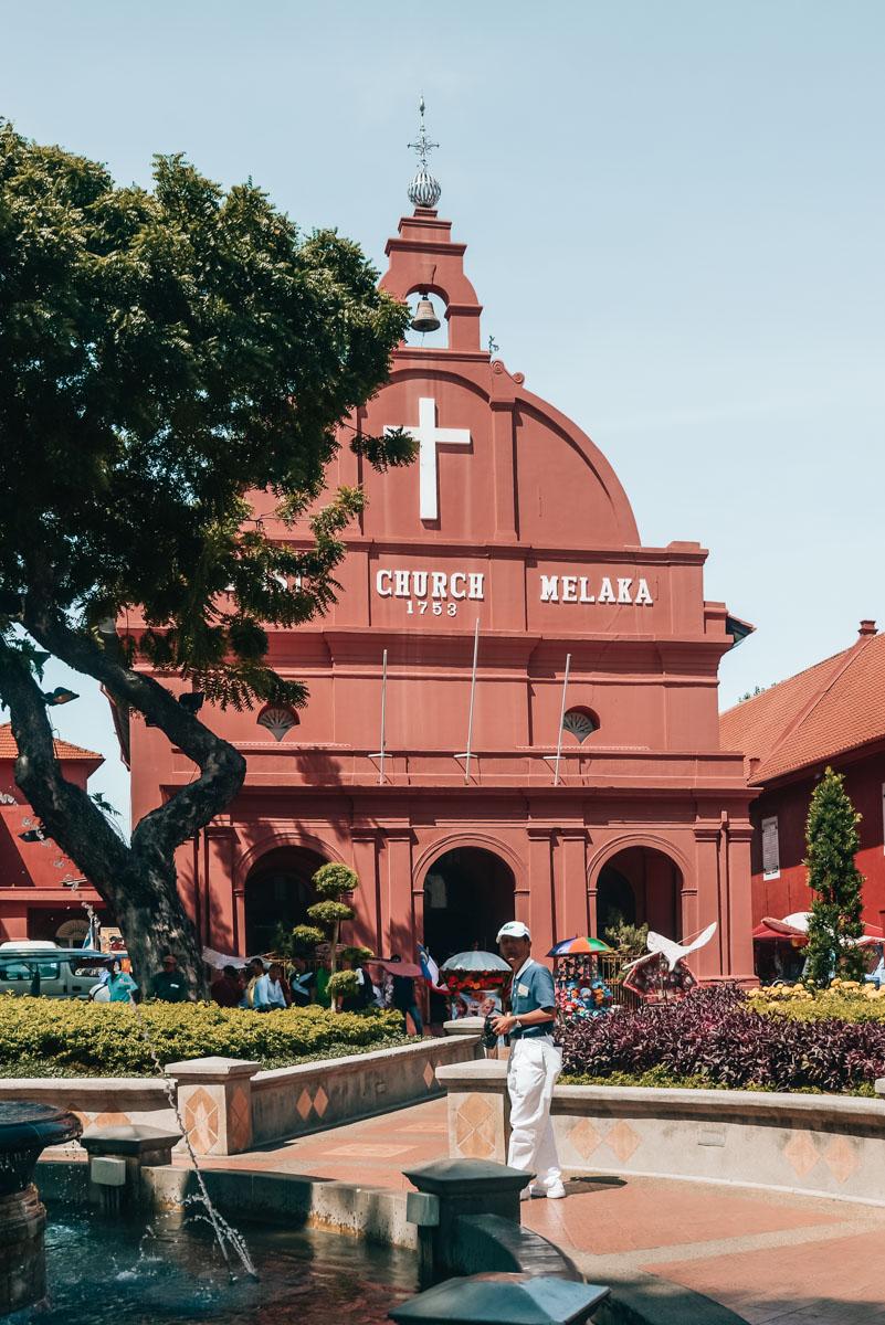 Melaka Malaysia Tipps