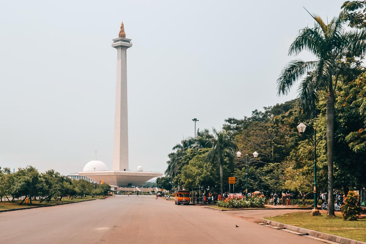 Monas Tower Jakarta